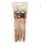 Kana 3 Piece Sash Paint Brush Set (WT183)