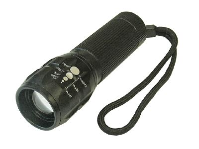 Lighthouse NRA7945 Elite Focus Torch