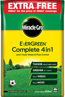 Miracle Gro EverGreen® Complete 4 in 1 360m + 10% Free