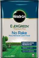 Miracle-Gro® Premium Plus No Rake Moss Remover Lawn Food 100m2