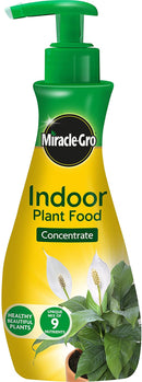 Miracle Gro Indoor Concentrated Plant Food 236ml