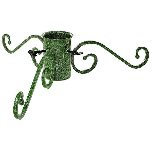 Noble Green Christmas Tree Stand 10cm