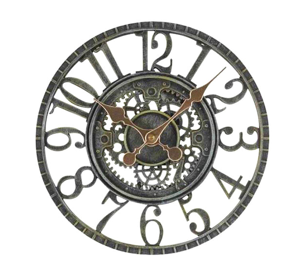 Outside In Newby Mechanical Wall Clock 5065011