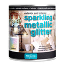 Polyvine Interior and Exterior Sparkling Glitter Glaze Rainbow 500ml