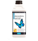 Polyvine Decorators Varnish Dead Flat Finish 1 Litre
