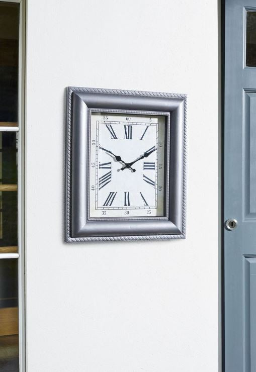 Outside In Designs Quadrant Outdoor Wall Clock 51cm