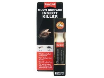 Rentokil PSM73 Multi Surface Insect Killer Pen