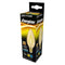 Energizer Filament LED 2.6W=15W Candle Small Screw Cap Antique Gold Tint Light Bulb SES-E14