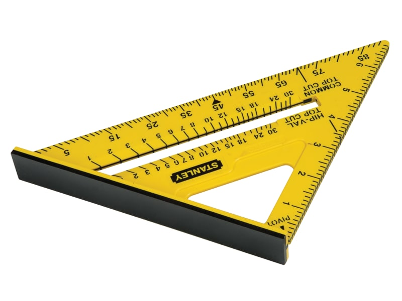 Stanley Dual Colour Quick Square 175mm (7in)