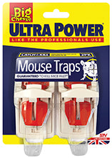 STV148 Ultra Power Mouse Trap x 2