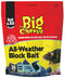 Big Cheese STV213 All Weather Block Bait X 30