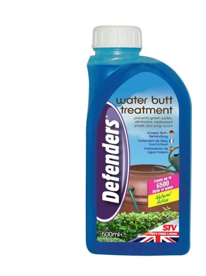 STV 943 Defenders Water Butt Treatment 500ml