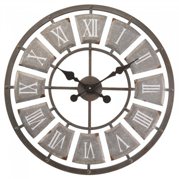 Outside In Lincoln Wall Clock 5161010