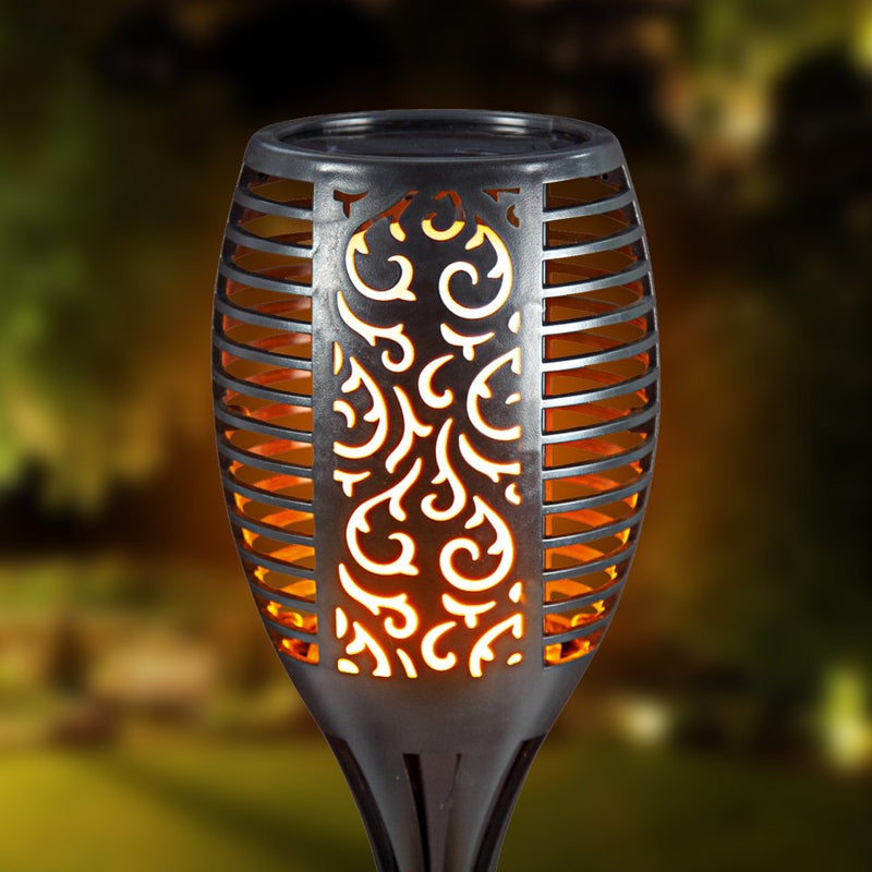 Smart Solar - Solar Powered Flaming Torch