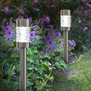 Smart Garden Solar Powered Martello Garden Light 3 Pack