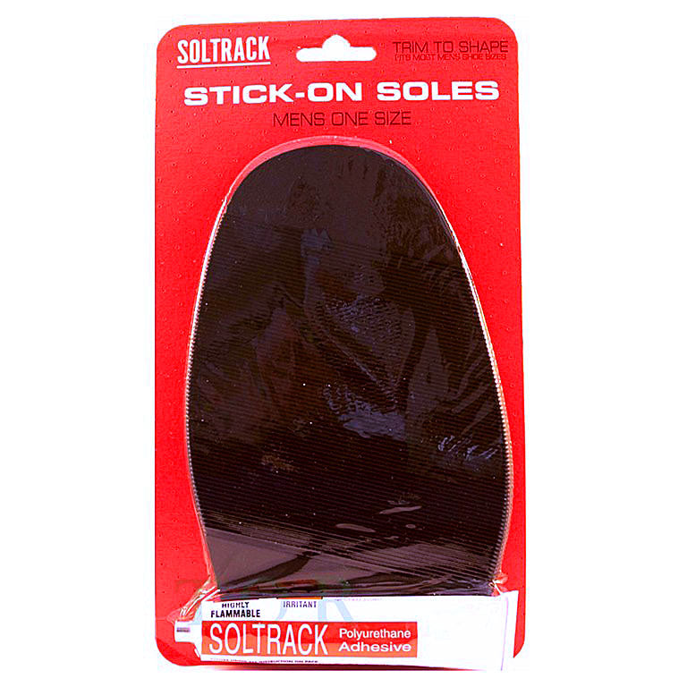 Soltrack Men Stick-On Sole