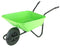 The Walsall Wheelbarrow Company The Shire Lime 90 Litre NORFOLK DELIVERY ONLY