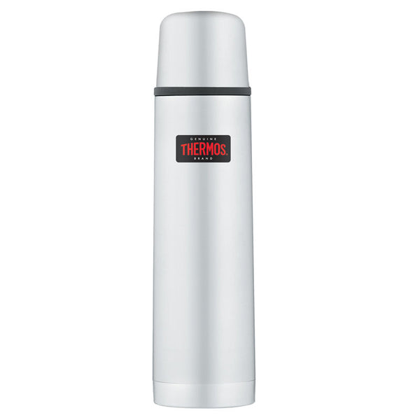 Thermos Light and Compact Stainless Steel Flask 1 Litre