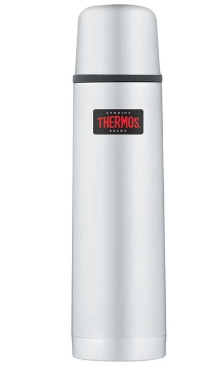 Thermos Light and Compact Stainless Steel Flask 500ml