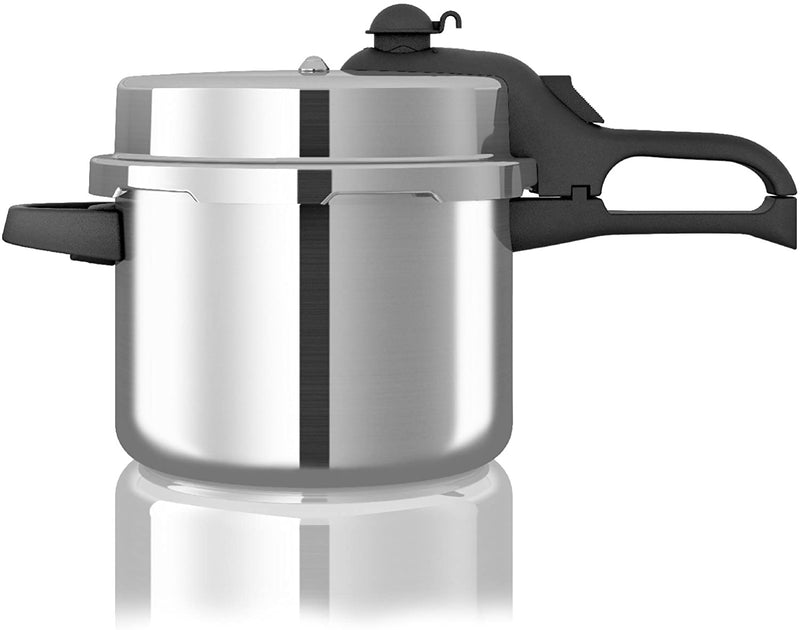 Tower Hi Dome Aluminium Pressure Cooker 5.5 Litres