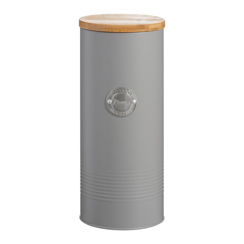 Typhoon Living Grey Range Pasta Canister