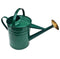 Green Metal Watering Can 9 Litres
