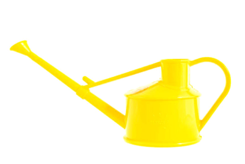 Haws Heritage Indoor Watering Can Yellow 1 Pint 150-1-YEL