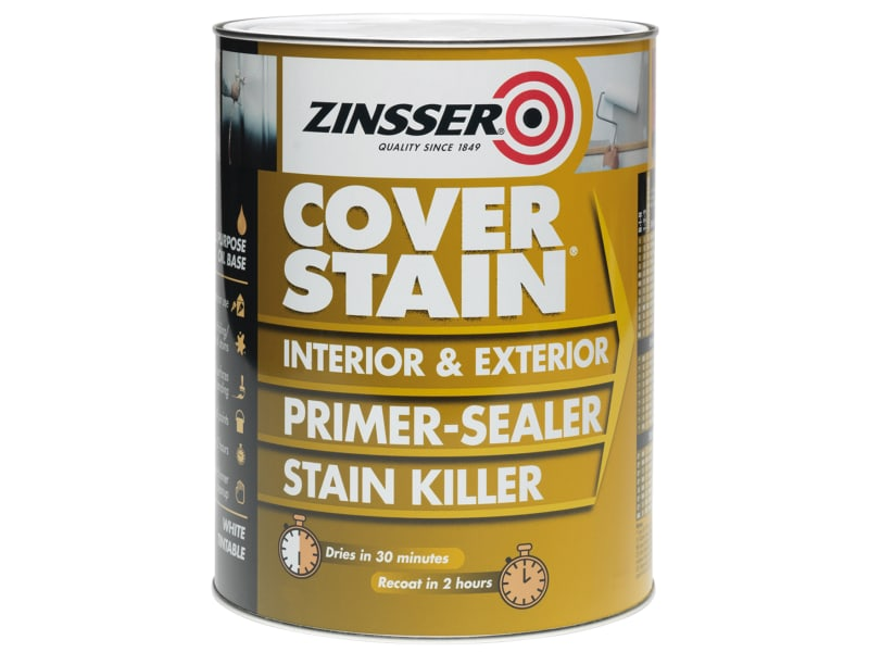 Zinsser Cover Stain Primer - Sealer 500ml