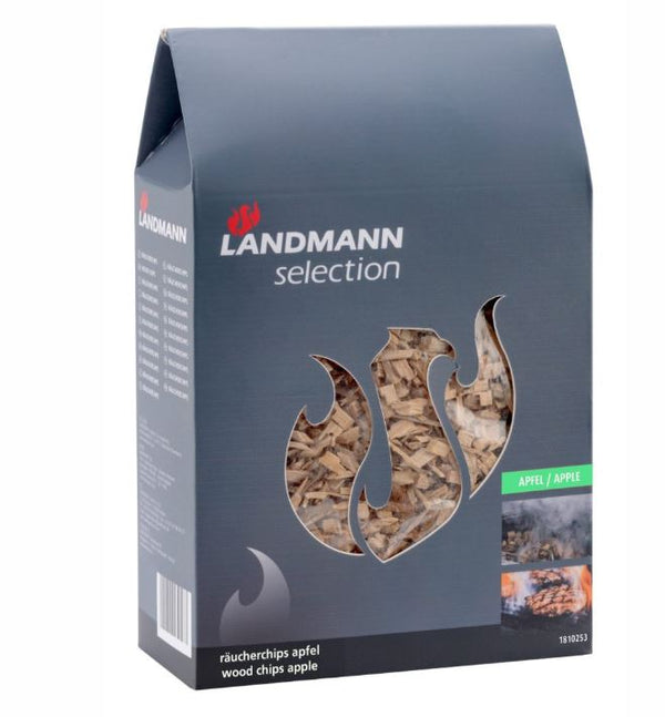 Landmann Apple Wood Chips 2L Box 1810253