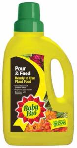 Baby Bio Pour & Feed 1 Litre