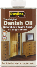 Rustins Original Danish Oil 250ml