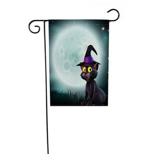12x18 inch New Style Halloween Garden Flag House Decor Drop Shipping HOT SALE @A - AFH Home Decore