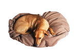 Dog Pillow brown/ Hundekissen Braun