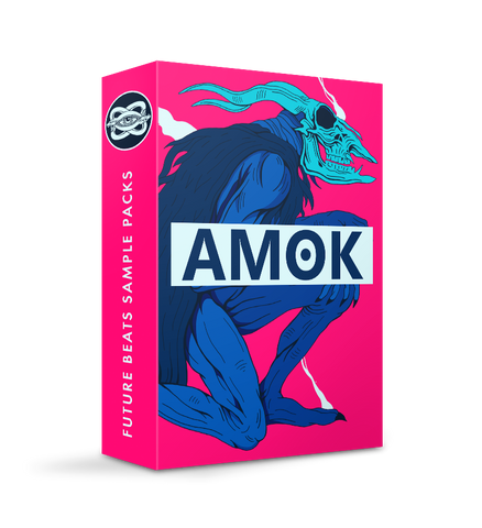 Loop Cult - Amok Future Beats Sample Pack