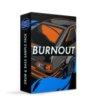 Burnout - Drum & Bass Sample Pack - Loop Cult