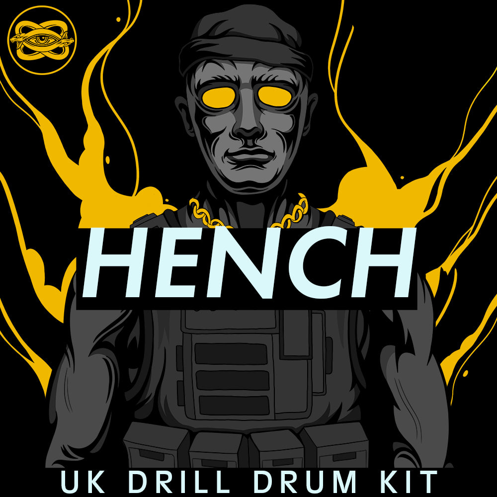 Hench - UK Drill Drum Kit - Loop Cult
