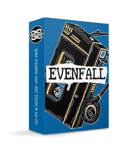 Evenfall - LoFi Hip Hop Sample Pack - Loop Cult
