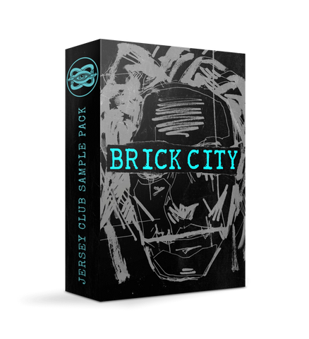 Brick City - Jersey Club Sample Pack - Loop Cult
