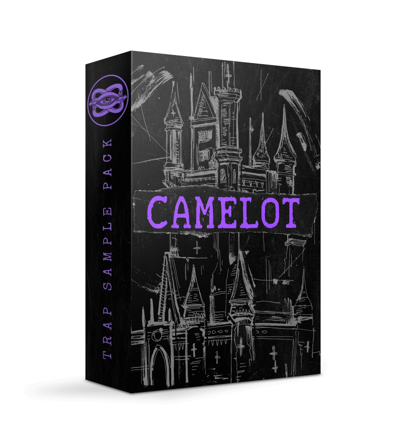 Camelot - Trap Sample Pack - Loop Cult