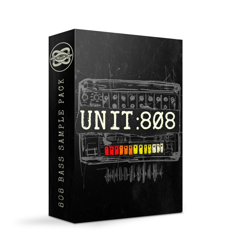 Unit: 808 - Bass Sample Pack - Loop Cult