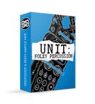 UNIT: Foley Percussion Sample Pack - Loop Cult