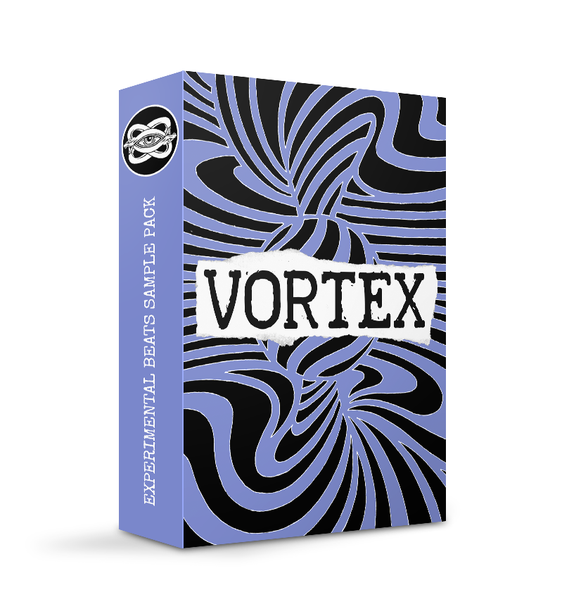 Vortex - Experimental Beats Sample Pack - Loop Cult