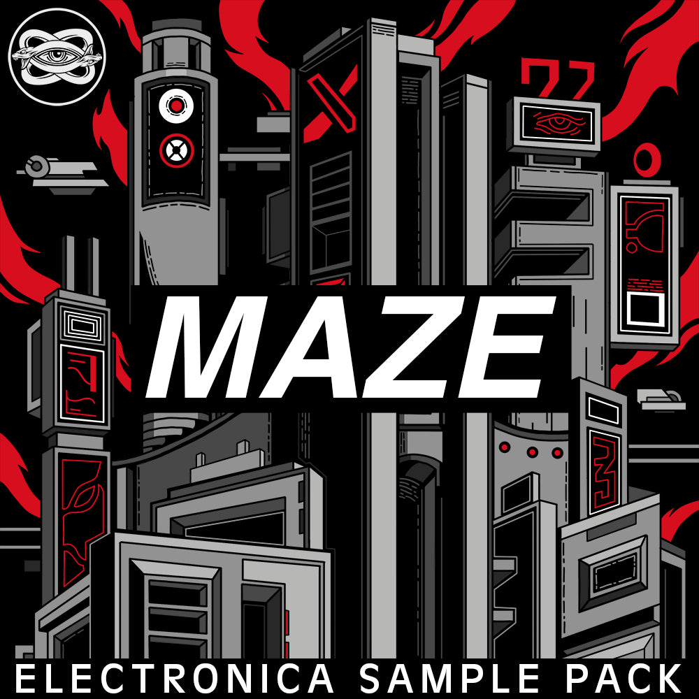 Maze - Electronica Sample Pack