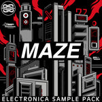 Maze - Electronica Sample Pack - Loop Cult