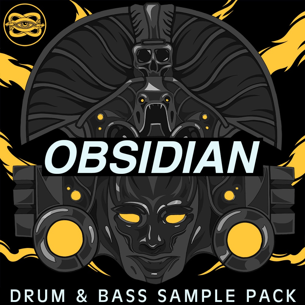 Obsidian - Drum & Bass Sample Pack