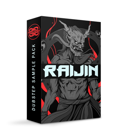 Raijin - Dubstep Sample Pack - Loop Cult
