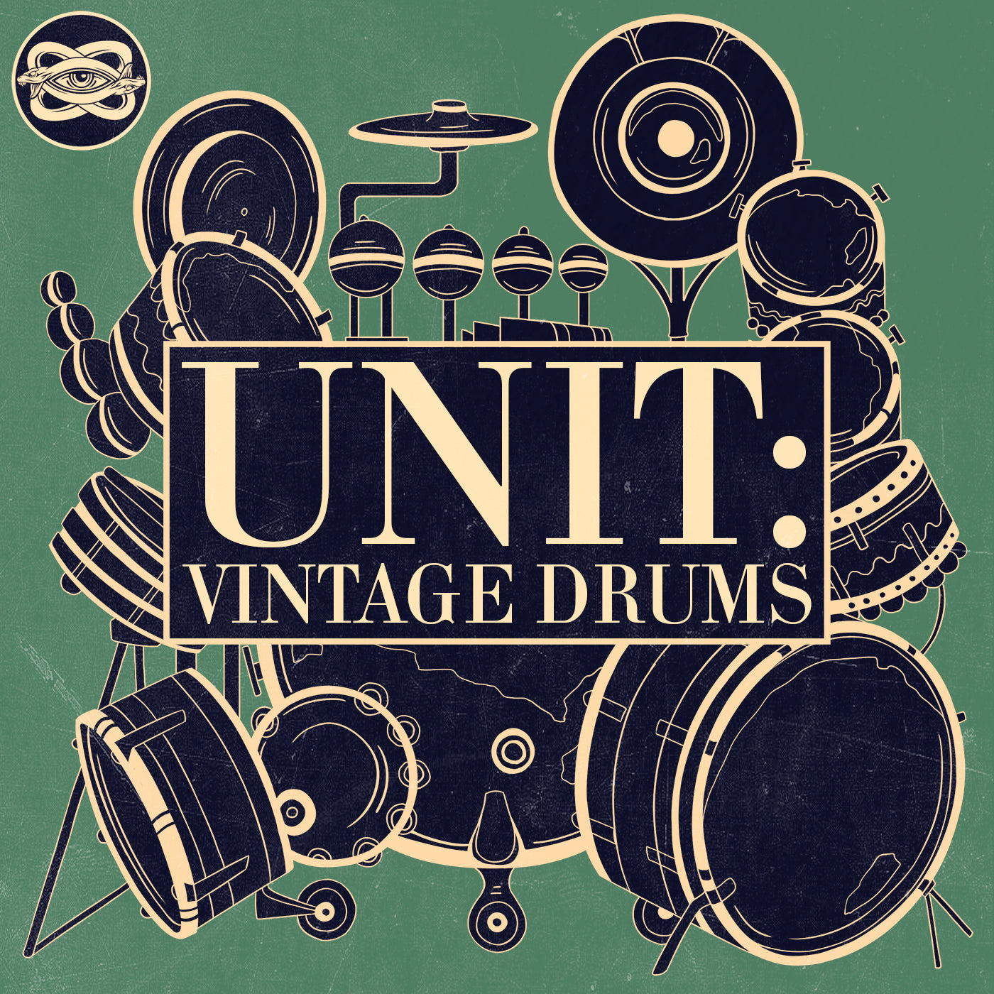 UNIT: Vintage Drums Sample Pack - Loop Cult