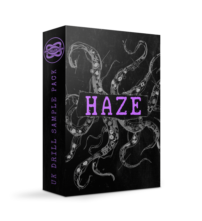 Loop Cult - Haze UK Drill Sample Pack