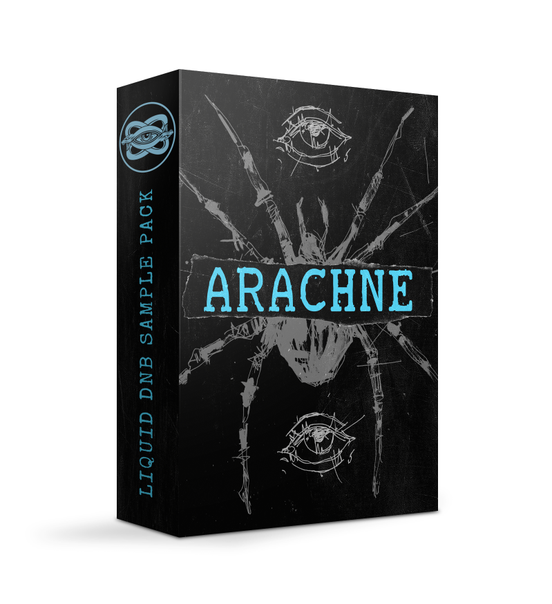 Loop Cult - Arachne Drum & Bass Sample Pack