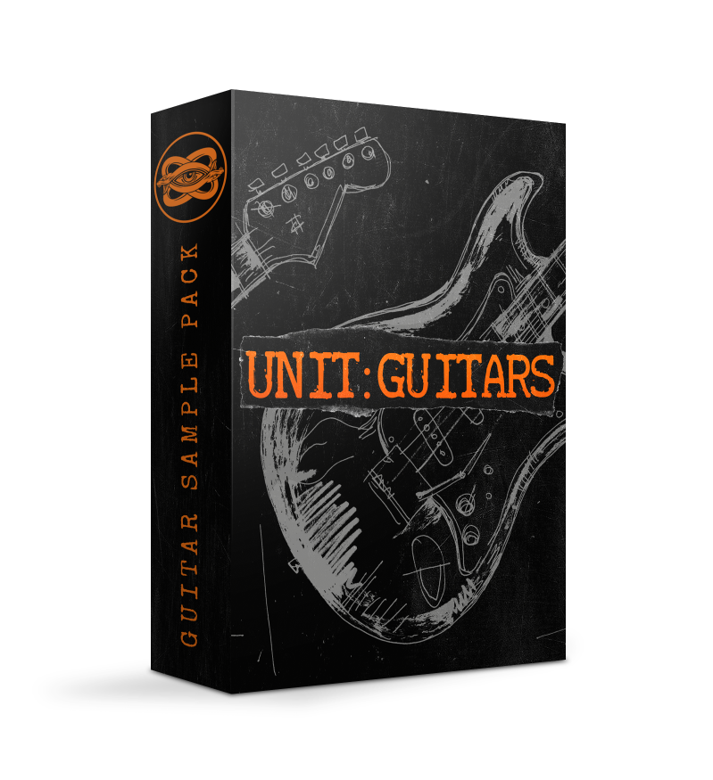 Loop Cult - Unit - Guitars Sample Pack